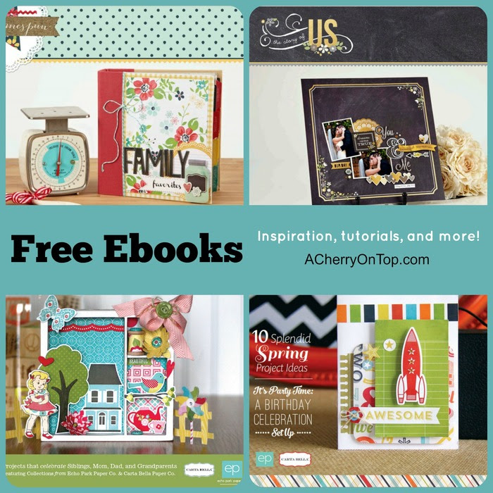 free paper crafting ebooks all in one place