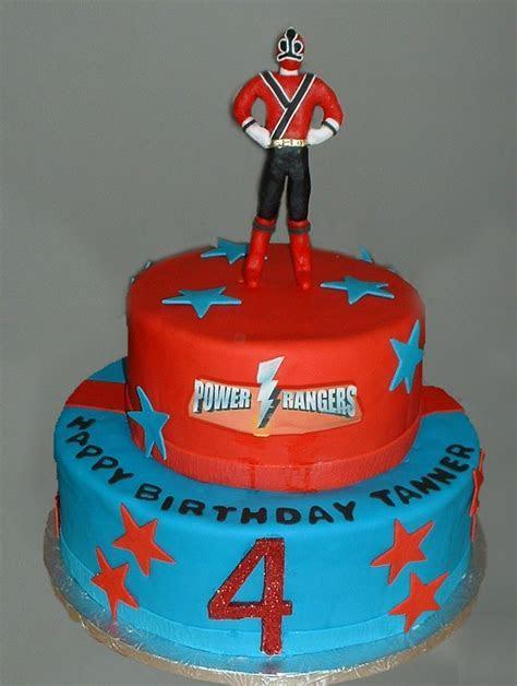 Power Ranger cake Ideas / Power Ranger themed cakes