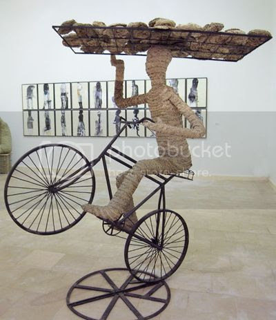 Ahmed Askalany's Weaved Sculpture 8