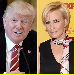 Donald Trump Insults Morning Joe's Mika Brzezinski, She Responds in Epic Way