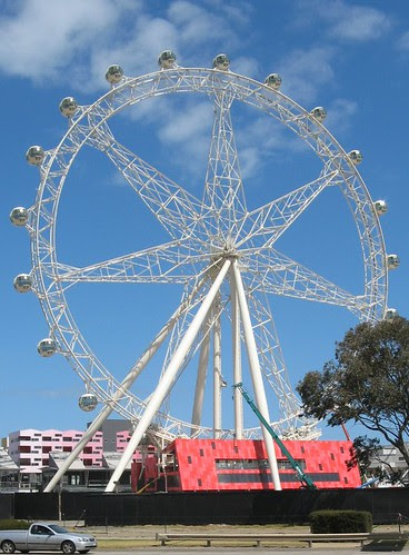 Southern Star from Footscray Road