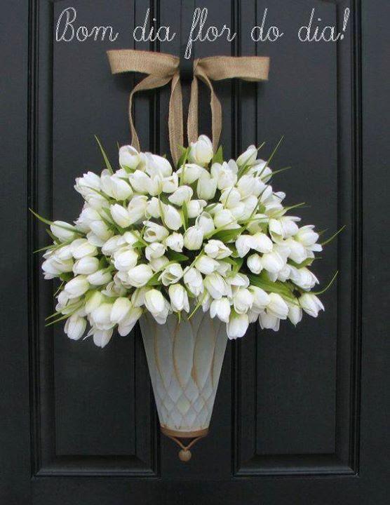 Tag Imagem De Bom Dia Com Flores No Whatsapp