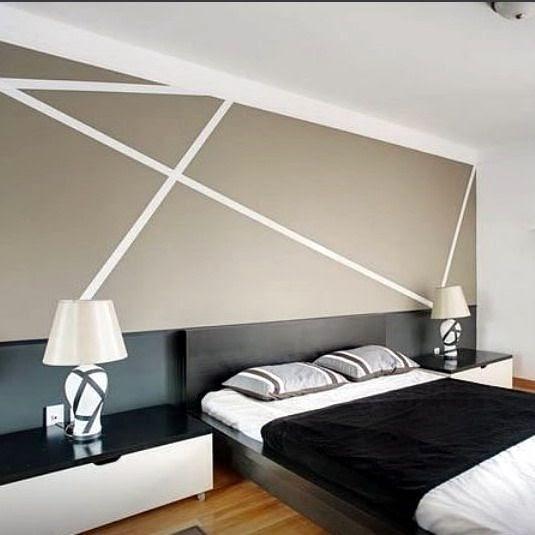 Desain Interior Kamar Utama Minimalis