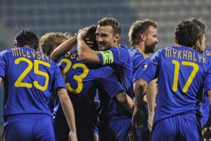 По мнению букмекеров, шансы Украины на победу на Евро-2012 снизились