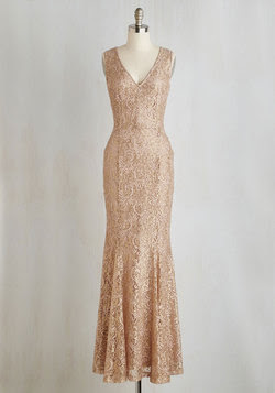 Glamour and Grace Dress