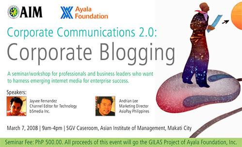 Corporate Communications 2.0