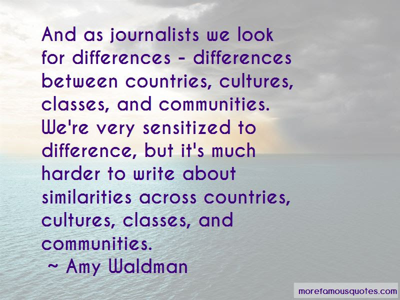 Quotes About Difference And Similarities Top 6 Difference And