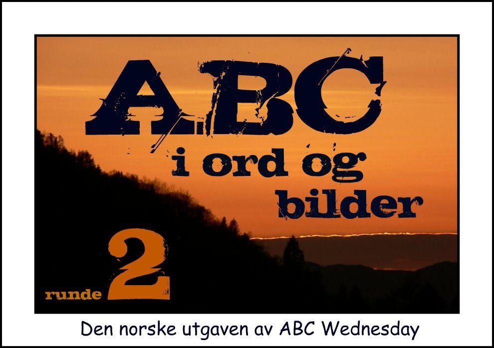 ABC i ord og bilder #2