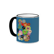 Muppets Circle Graphic Mug