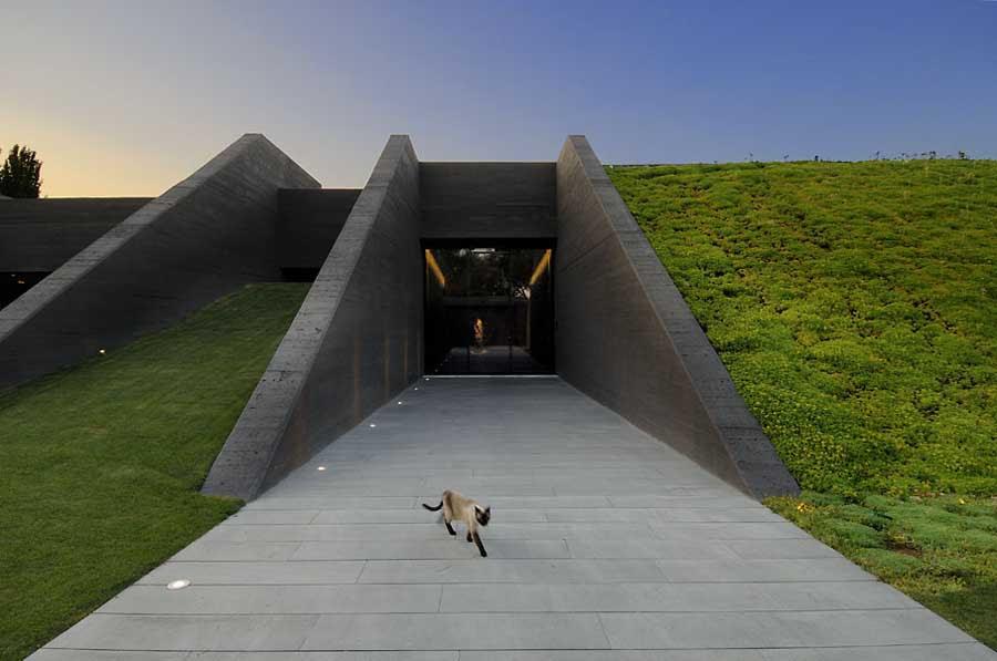 Concrete House Madrid New Spanish Property e architect