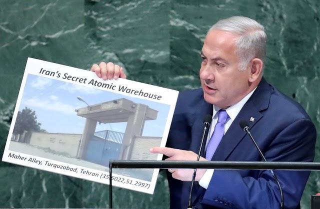 Israel acusa Irã de ocultar material nuclear para programa de armas