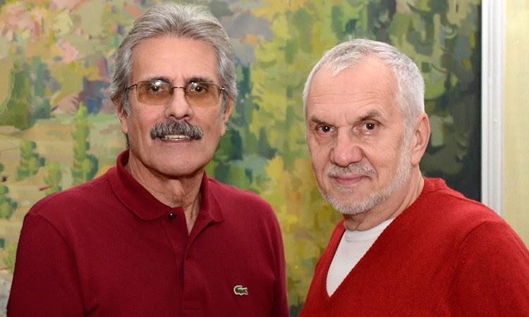 Resultado de imagen para Jorge Maestro y Sergio Vainman