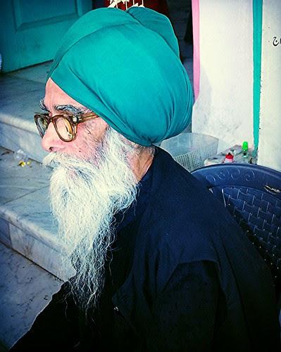 The Humble Sikh Malang at Haji Malang by firoze shakir photographerno1