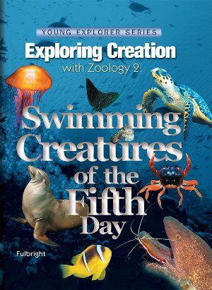 Apologia Zoology 2 Swimming Creatures text book.