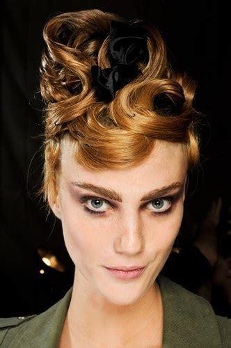Catwalk hairstyle   BakuLand   Women & Man fashion blog