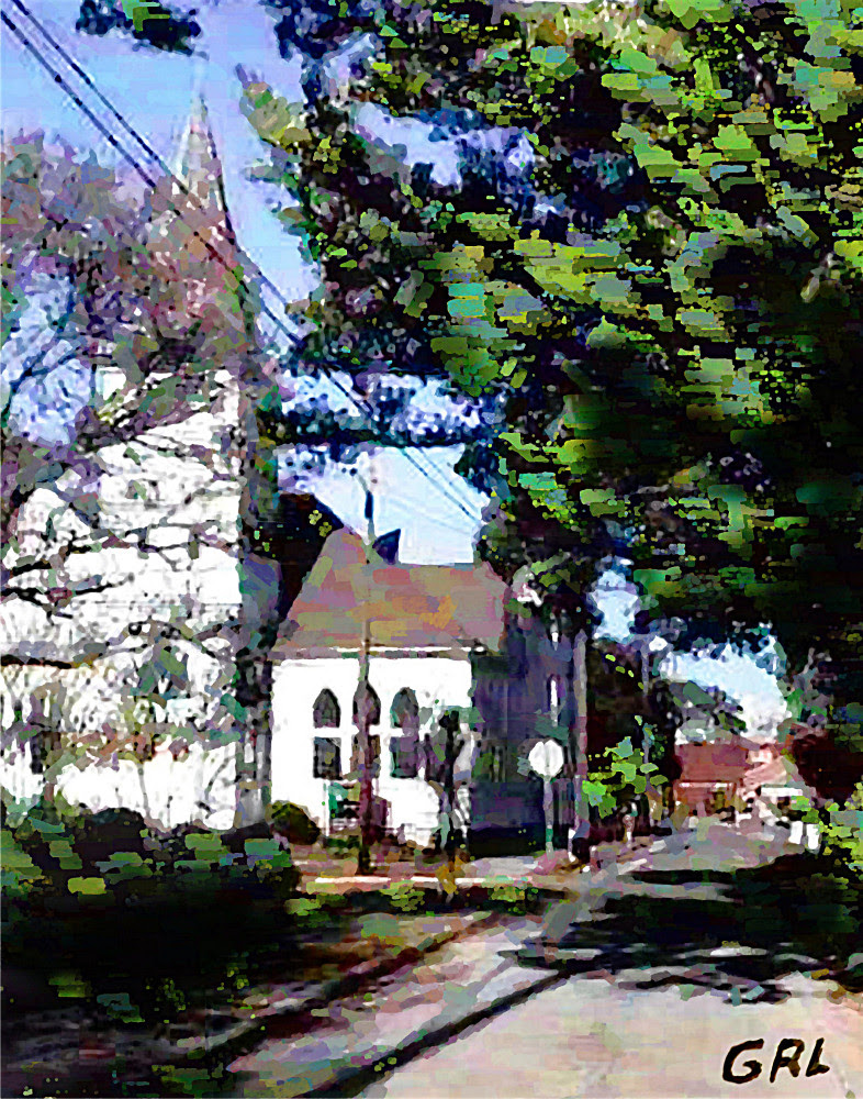 Beaufort North Carolina Street Church 1 - Original Digital Fine Art. ... An original digital fine art painting, from some video footage which I took during a visit to see my daughter, on Emerald Isle. $18 to $24, medium-size prints. Free downloads, wallpaper. ‬‎GrlFineArt. Fine art work, fine art decor, ‪‎fineart; landscapes, seascapes, boats, figures, nudes, figurative art, flowers, still life, digital abstracts. Multimedia classical traditional modern acrylic oil ‪‎painting‬ ‪‎painting‬s prints.