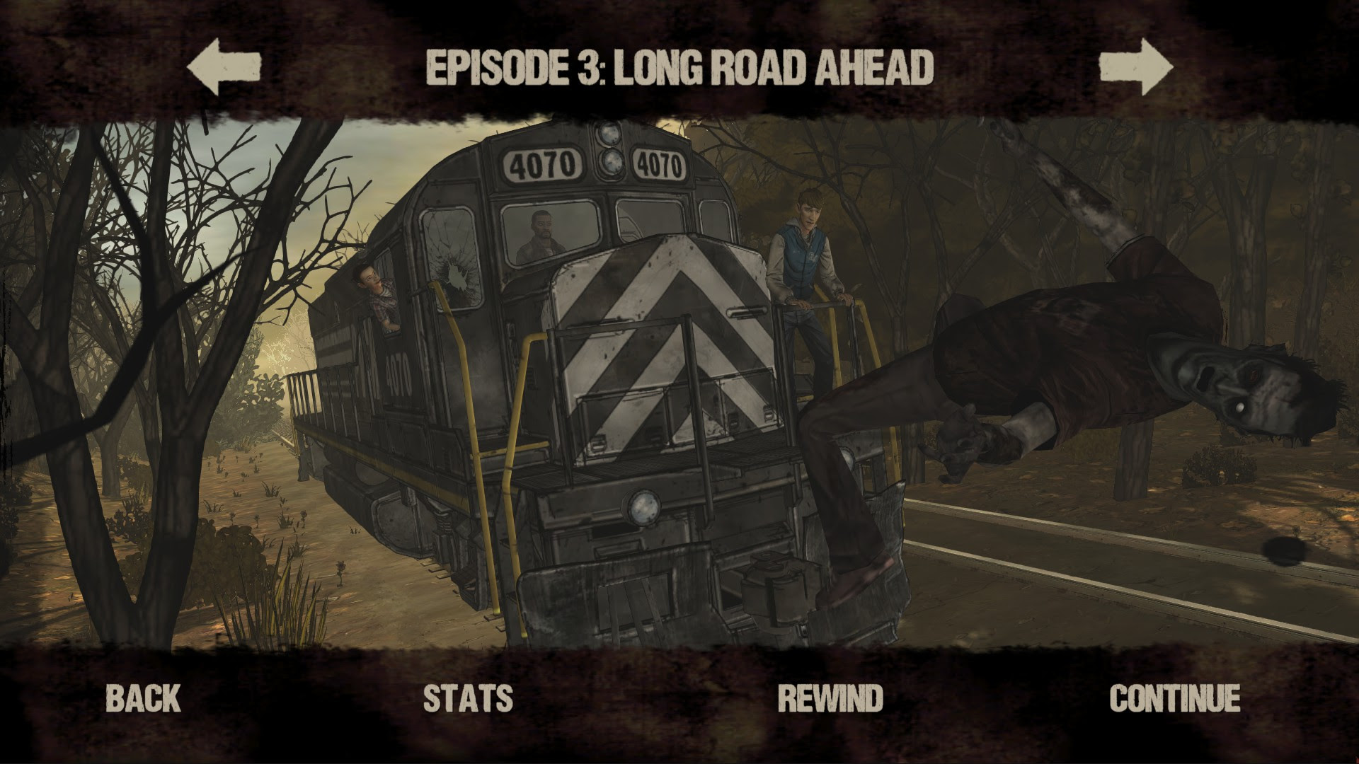 The Walking Dead Episode 3 Review Einfo Games