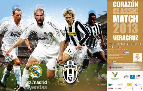 Corazón Classic Match 2013