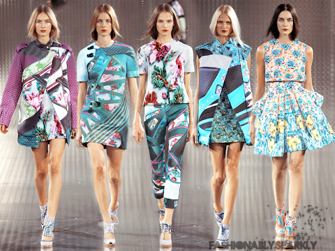 Summer Prints - Mary Katrantzou