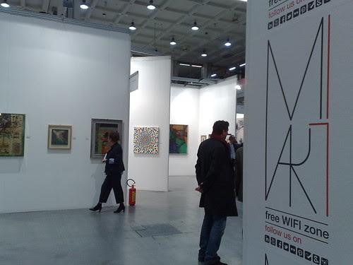 Tra le pareti di MiArt 2012 by durishti