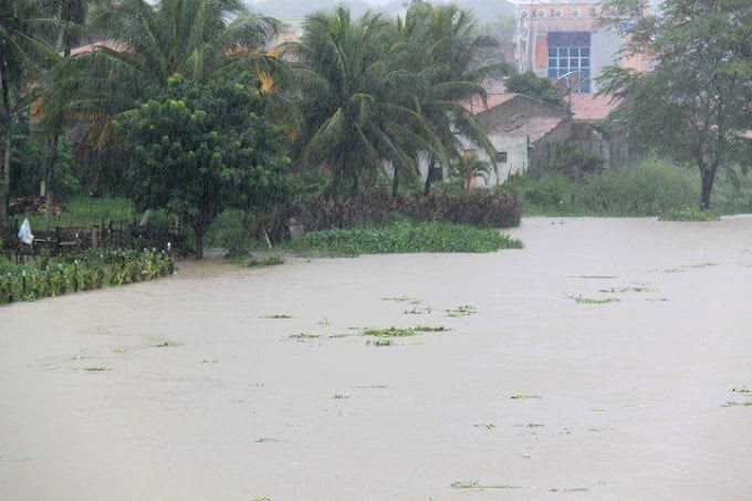 Gravatá PE:Chuva dá trégua, mas Gravatá continua em alerta