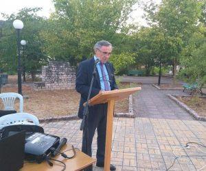 Θεσπρωτία: Ο πρώην Πρύτανης του Πανεπιστημίου Ιωαννίνων Γεώργιος Καψάλης στην ημερίδα της παραδοσιακής μουσικής την Τετάρτη στην Ηγουμενίτσα. Προγραμματισμός ραντεβού