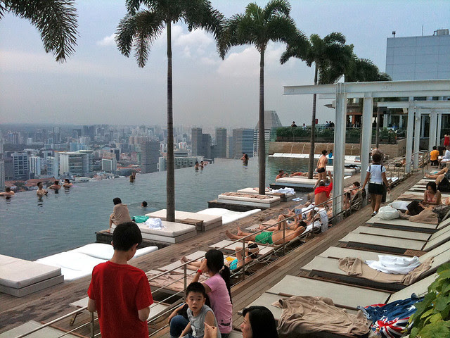 Skypark Pool