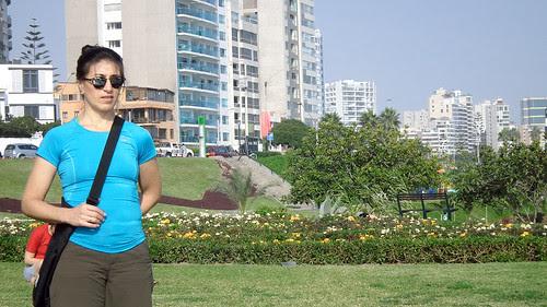 Mariel 2011 by ESGRIMA PERU