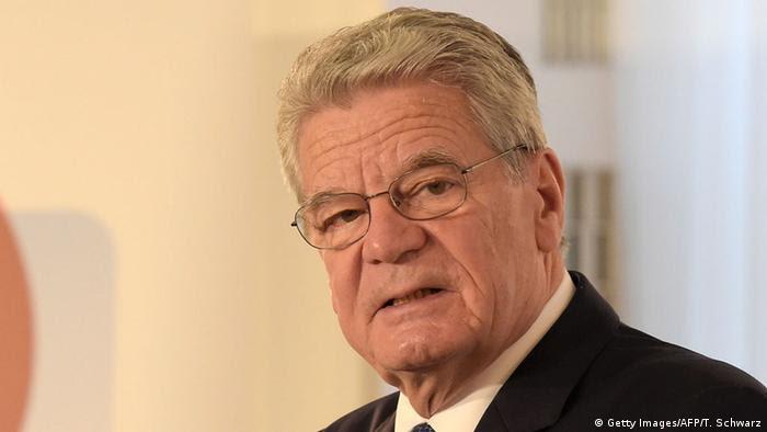 Deutschland Joachim Gauck (Getty Images/AFP/T. Schwarz)