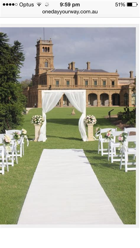 16 best Our wedding at Werribee Mansion images on