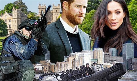Royal wedding: SAS ready for Meghan Markle and Prince
