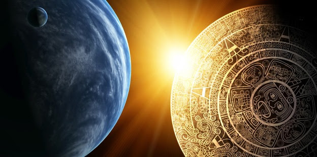 Resultado de imagen de Lluvia de neutrinos + ruinas mayas