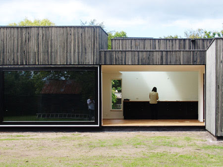 Architecture  Home Design on Simple Small House Design In Denmark Offers Plenty Of Space And Light