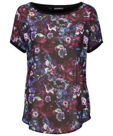 4d9ddcb0eb4a4 T-shirt Bedrucken Günstig Fruit Of The Loom  T blouse guess Damen