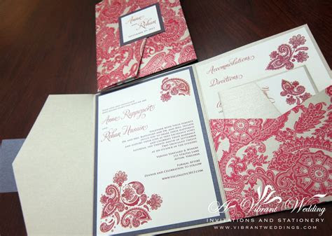 Paisley Design ? A Vibrant Wedding
