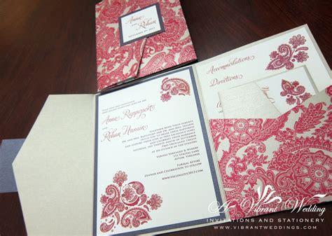 Paisley Design ? A Vibrant Wedding