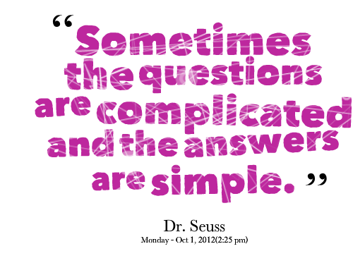 Question And Answer Quotes. QuotesGram