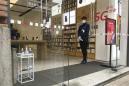Time to 'revenge shop': China's virus hot spot reopens