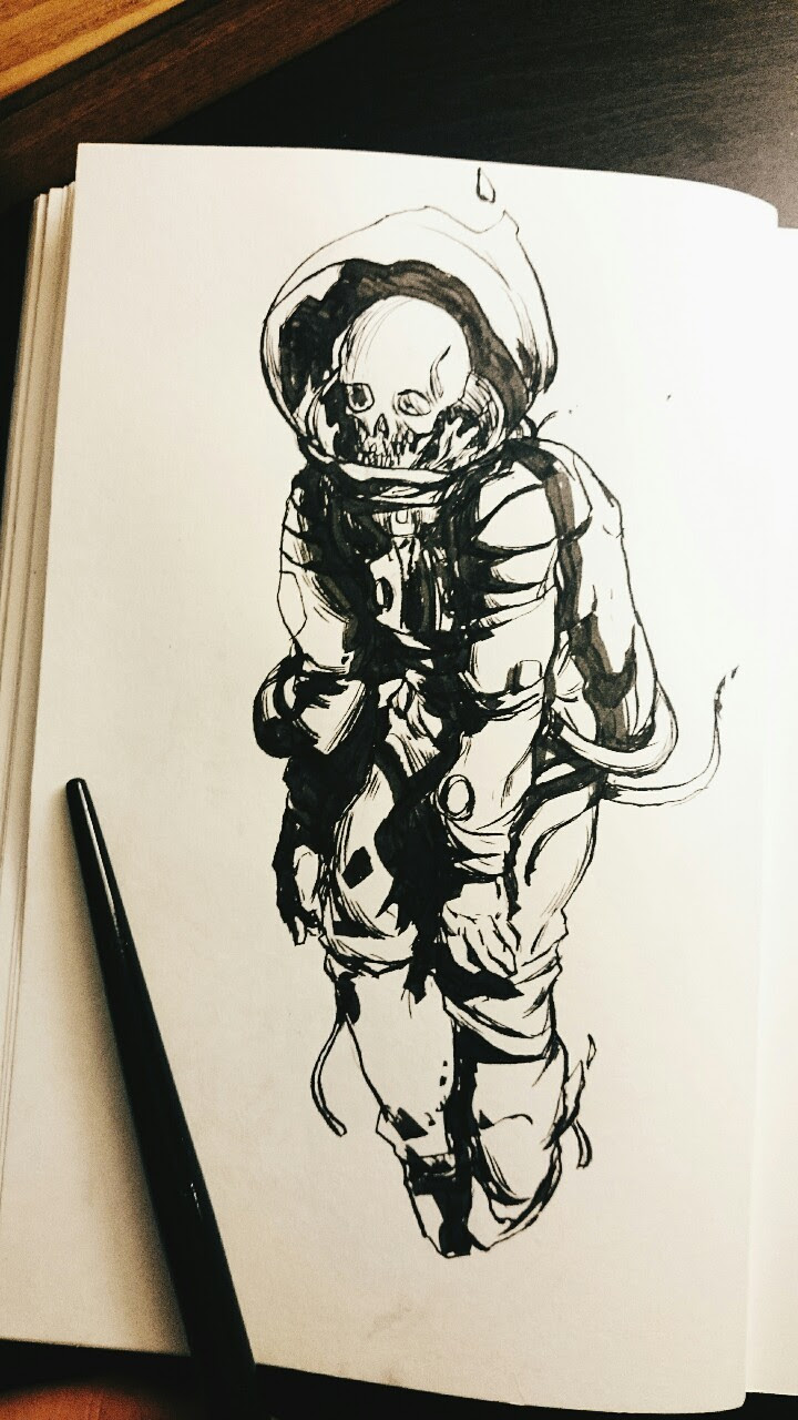 Prep for inktober