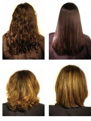 få rakt hår permanent