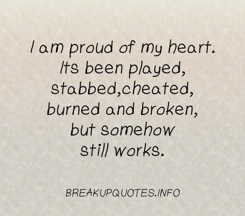 Quotes About My Heart Is Broken 78 Quotes