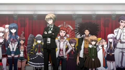 Dangan Ronpa Anime Episode 1