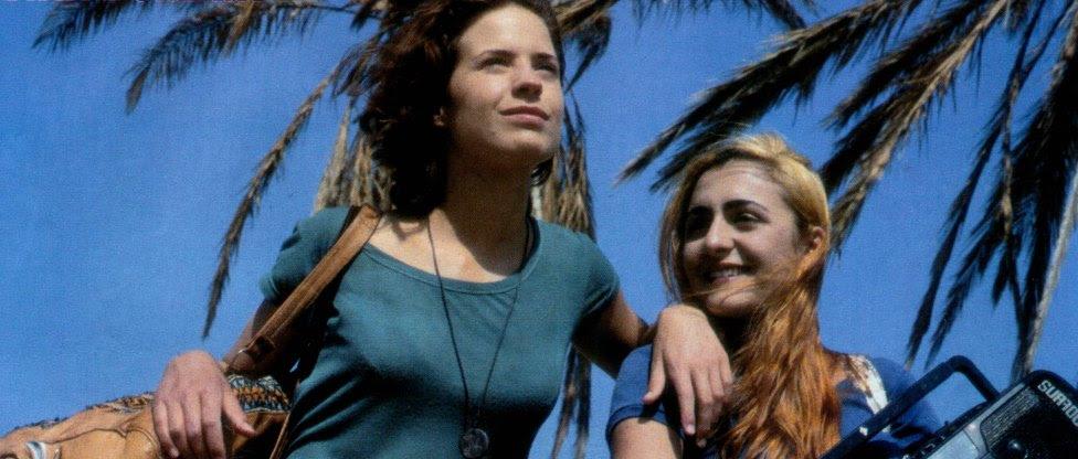 Spanish course cinema: Hola ¿estás sola?