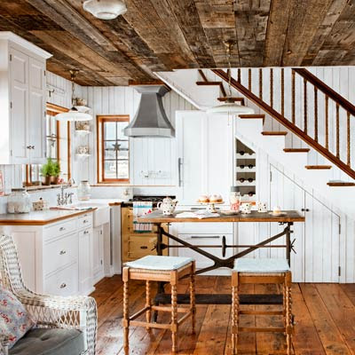 Comfortable—and Comforting   How to Design a Cozy Cottage-Style ...