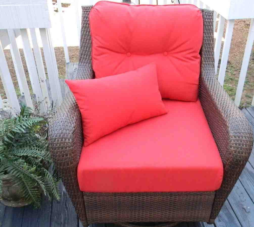 Deep Seat Patio Chair Cushions - Home Furniture Design