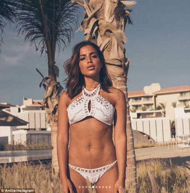 Meet Tyga's mystery girl! Anitta, whose real name is Larissa de Macedo Machado, is an actress and singer who performed at the opening ceremony for the 2016 Olympics in Rio de Janeiro
