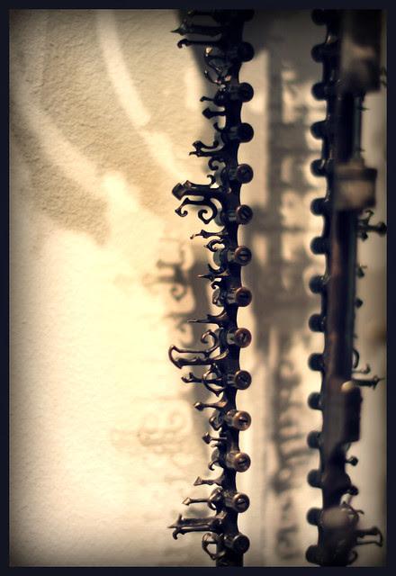Detail - Mechanical Clock 9 - by Eric Freitas