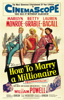 How To Marry A Millionaire Film