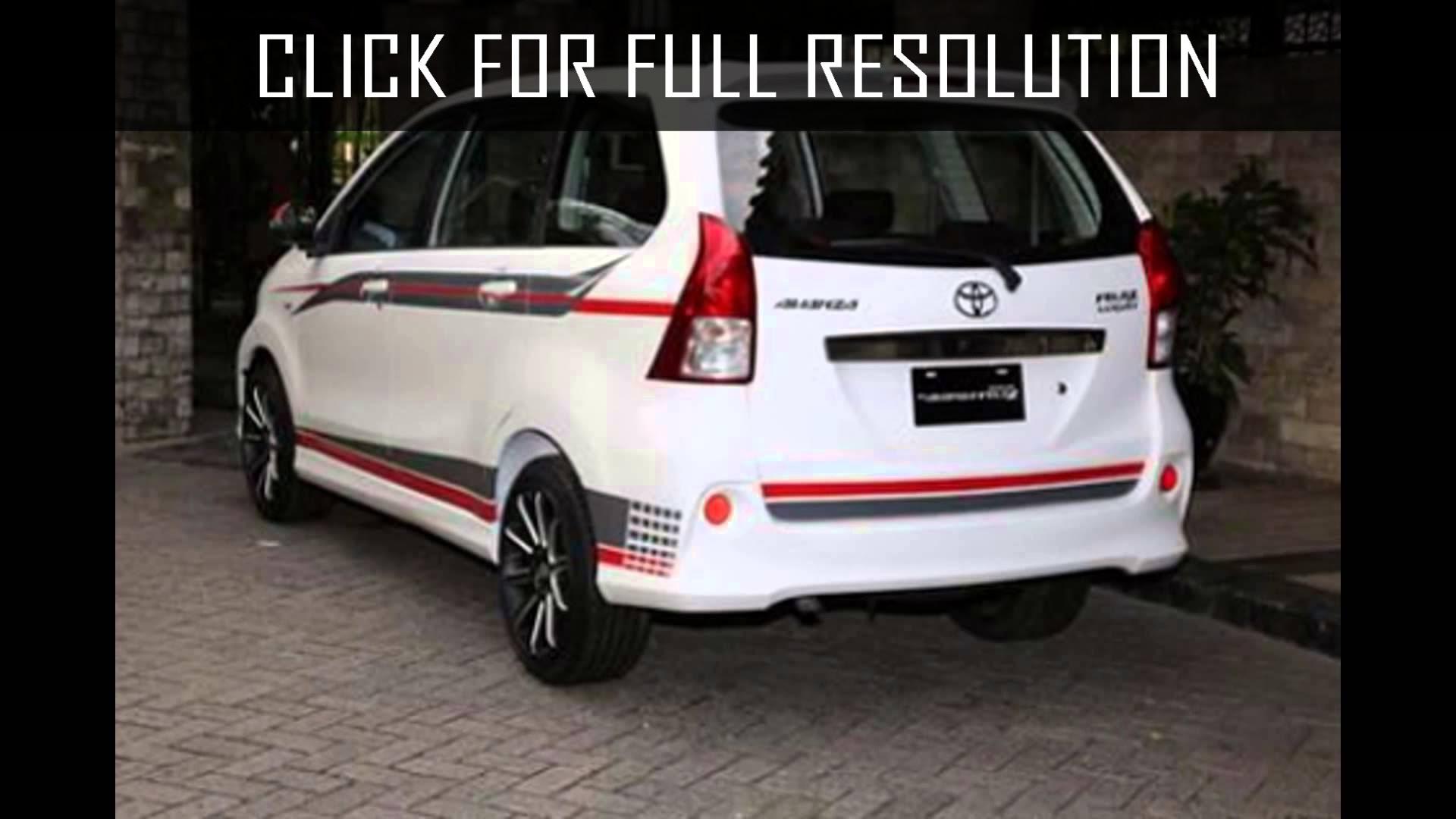 65+ Modifikasi Mobil Avanza Luxury HD Terbaik