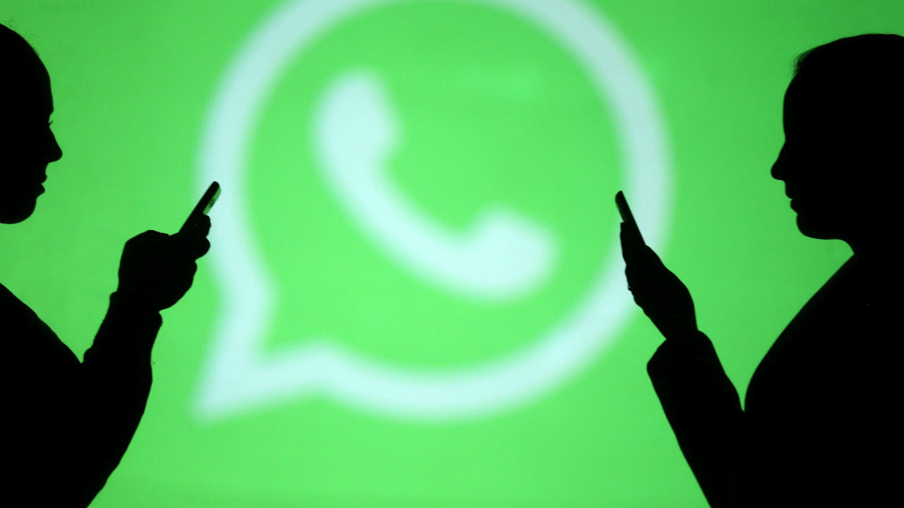 WhatsApp has close to a million people testing its UPI-based payments system in India. Image: Reuters